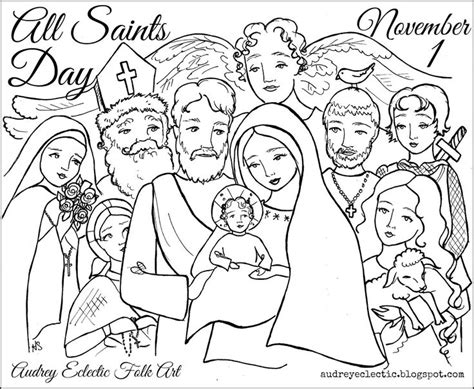 17 best images about saints coloring pages on 159 | 924bee93a902c74e445e1f6a2ade0181