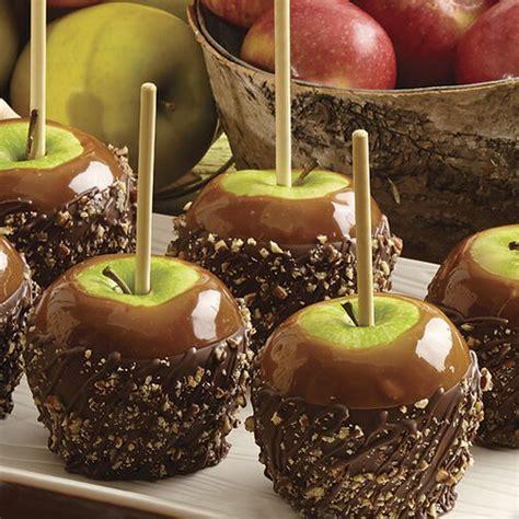 chocolate caramel apples caramel apple recipe wilton