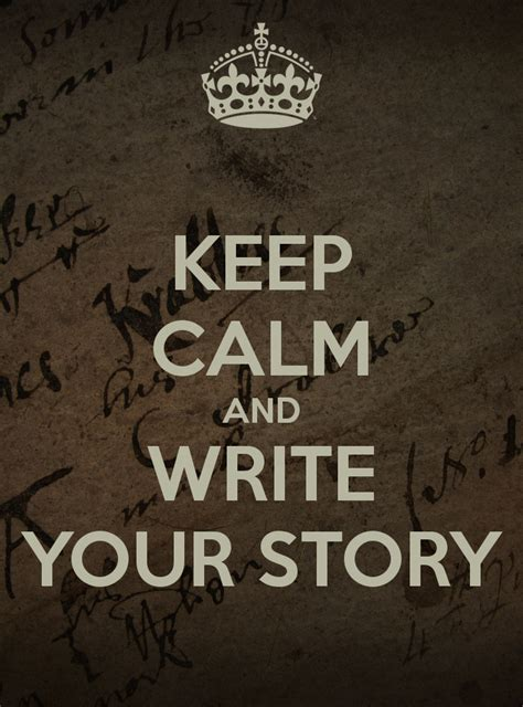 Keep Calm And  Storyteller In The Digital Age