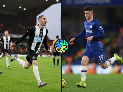 Newcastle Vs Chelsea : Xaz7lzeow0vs1m : Ritchie longstaff ...