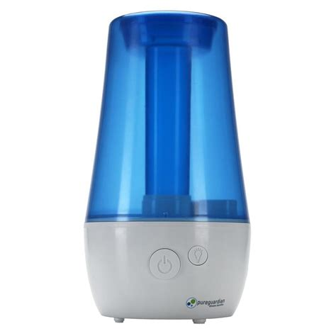 cool mist humidifier and ceiling fan pureguardian 1 gal ultrasonic cool mist humidifier h965ca