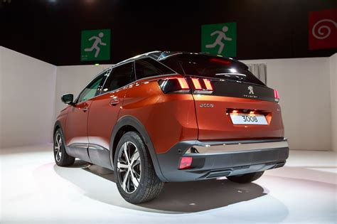 latest peugeot 2016 new 2016 peugeot 3008 gallery