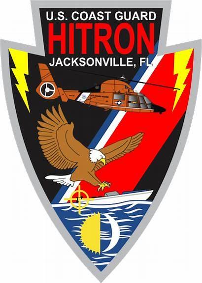 Hitron Uscg Patch Guard Coast Jacksonville Interdiction