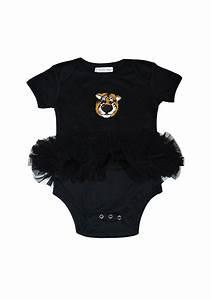 Missouri Tigers Baby Black Tutu Short Sleeve Creeper ...