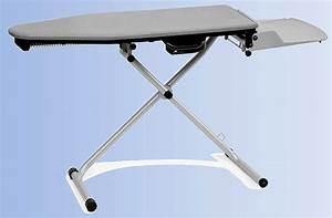 Support Table À Repasser : table repasser aspirante chauffante et souflante confort plus maison de la machine ~ Melissatoandfro.com Idées de Décoration