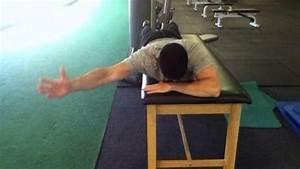 My Top 5 Shoulder Rehab Exercises