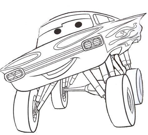 mis dibujos  colorear  imprimir cars