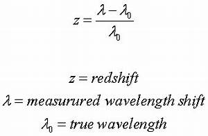Hubbles Law Equation - Pics about space