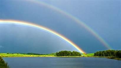 Rainbow Double Arcoiris Oscuro Claro Otro Uno