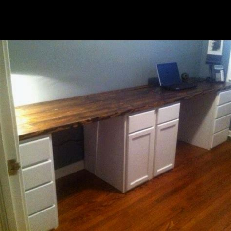 unfinished desk height cabinets pin by tara lueck on decorating ideas for the home pinterest