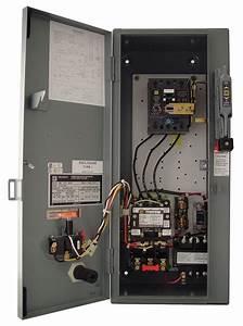 Square D 120vac Selector Switch Nema Circuit Breaker