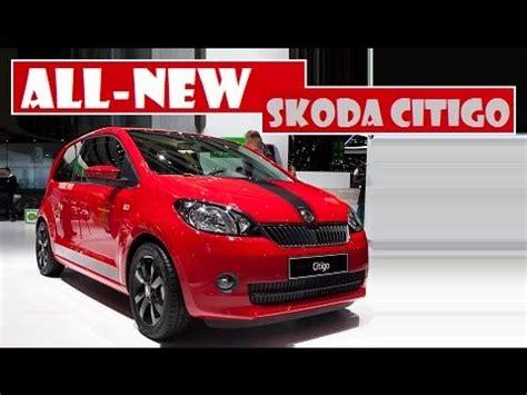 Allnew Skoda Citigo, Will Arrive In 2018 Prices Will