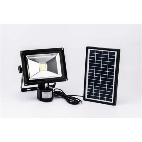projecteur solaire 224 d 233 tecteur de mouvement 1600 lumens