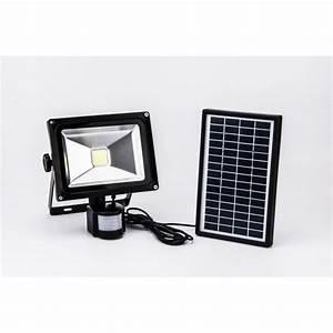 Projecteur Exterieur Avec Detecteur De Mouvement : projecteur solaire d tecteur de mouvement 1600 lumens ~ Edinachiropracticcenter.com Idées de Décoration