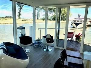Haus Auf Dem Wasser : luxus hausboot in belgien am meer ferienhaus im wasser nordsee ~ Markanthonyermac.com Haus und Dekorationen