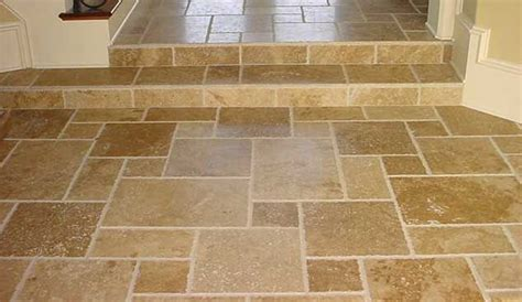 Travertine Floors: Learn How To Update Their Look   Colors