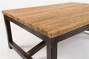 Couchtisch Metallgestell Holzplatte : couchtisch metallgestell holz abodyissue ~ Frokenaadalensverden.com Haus und Dekorationen