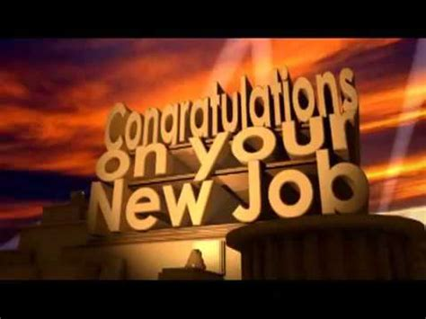 New Position by Congratulations On Your New