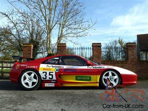 Ferrari F355 Challenge Race Track Car