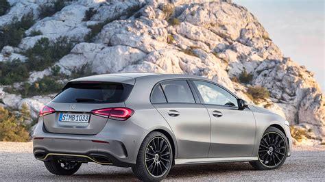 Mercedes-benz Unveils The New A-class