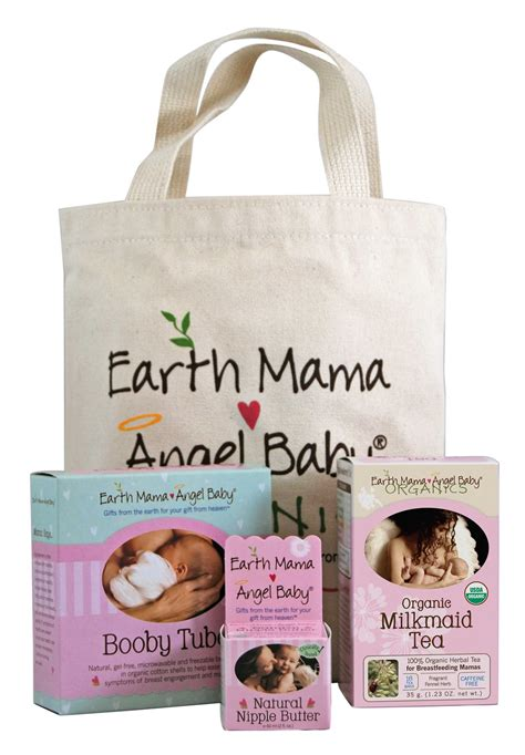 Earth Mama Angel Baby Giveaway The Leaky Bb