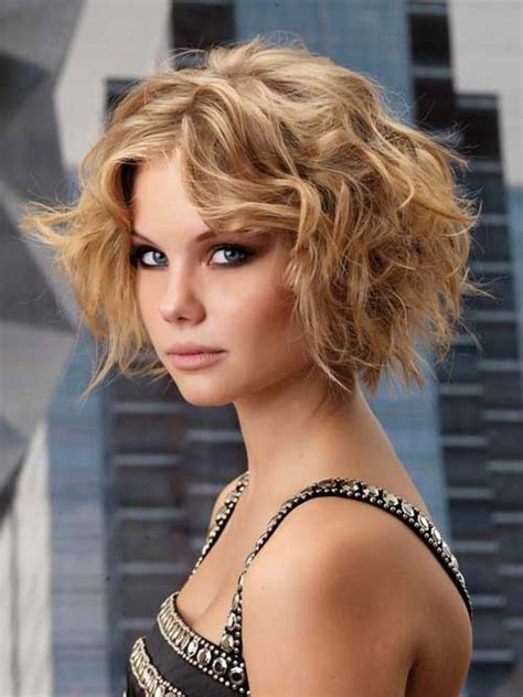 Short Curly Haircuts Short Hairstyles 2015 2016 Most