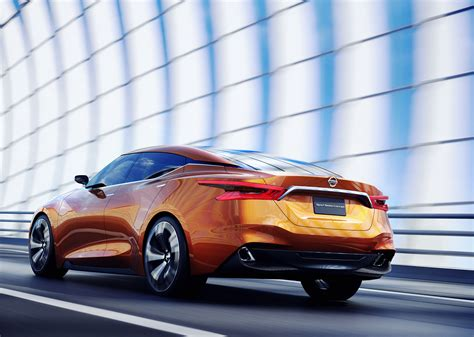 nissan sport sedan nissan sport sedan concept previews the future 2015 maxima
