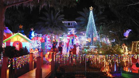 winter park christmas lights orlando sentinel