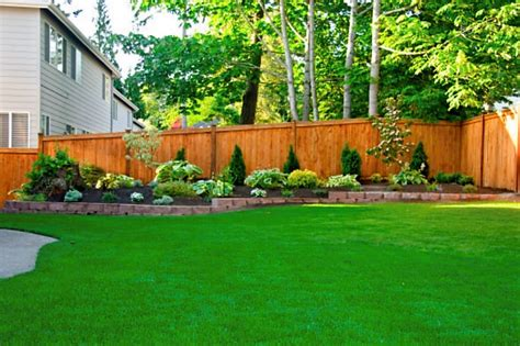 back fence ideas great idea for flower bed along our back fence outdoors y pinterest backyard fences and