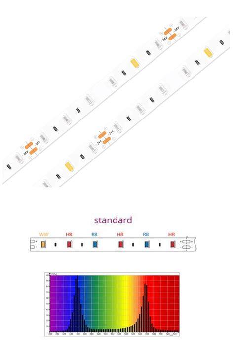 Lade A Led Per Coltivazione Indoor by Striscia Led Per La Coltivazione Indoor 5 Metri 300 Led Ip20