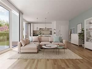 Wohn Esszimmer Küche : wohntraum wohnzimmer wohn esszimmer offene k che ~ Watch28wear.com Haus und Dekorationen
