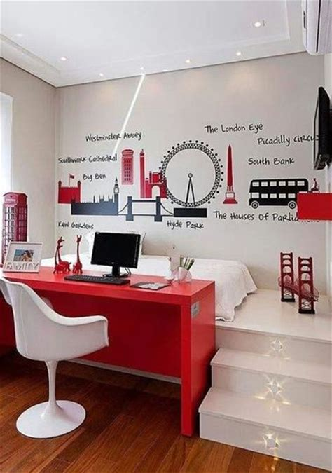 bureau chambre ado une chambre ado fille avec bureau encastré