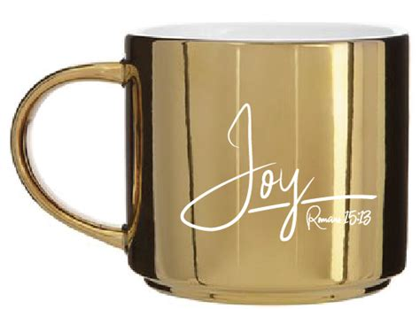 "It works hard to preserve its community ethos and has. LASATERS® ""Joy"" Ceramic Mug, 16oz, Gold - Lasaters Coffee & Tea®"