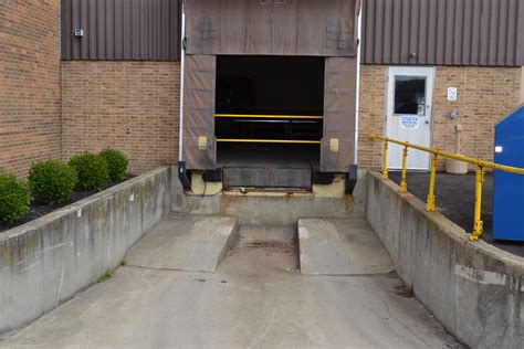 loading dock safety gates diversified fall protection