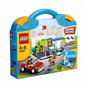 Vidéos De Lego : lego juniors 10659 valise construction gar on achat vente assemblage construction cdiscount ~ Medecine-chirurgie-esthetiques.com Avis de Voitures
