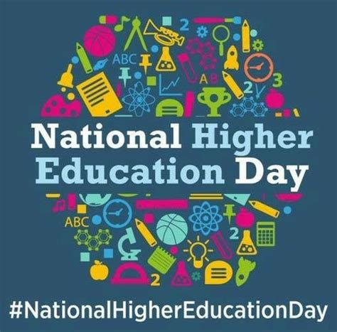 national higher education day college university