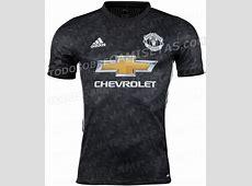 La nueva camiseta visitante del Manchester United 20172018