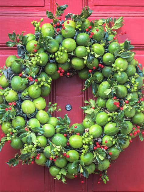 vegetable  fruit wreath hgtv