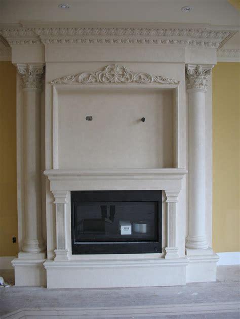 Fireplace Mantel Design Ideas For Classic House Interior