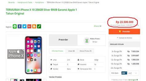 tombol home iphone 6 original mau beli iphone x di indonesia siapkan rp 23 juta