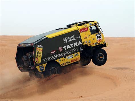 rally truck racing 2007 tatra t815 4x4 rally truck race racing offroad f