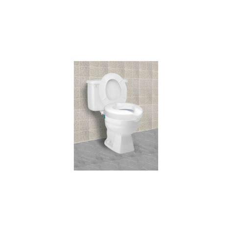 siège toilette surélevé siège de toilette surélevé safe lock carex la maison