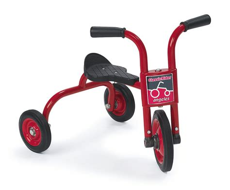 angeles classicrider 8 quot pusher toddler trike aaa state 578   ang.classicpush.face r 43886
