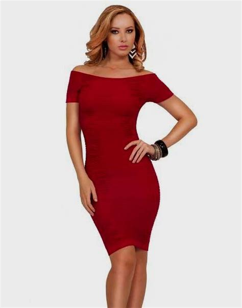 Short tight red dresses Naf Dresses