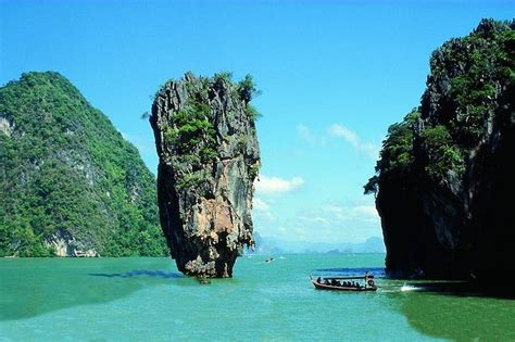 Phang Nga Bay Full Day Islands Tour With Lunch From Phuket
