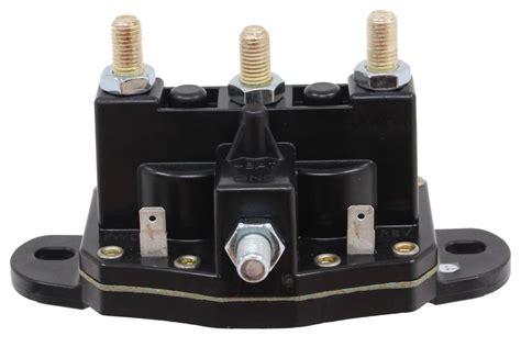 lippert components polarity reversing solenoid by trombetta for hydraulic power units lippert