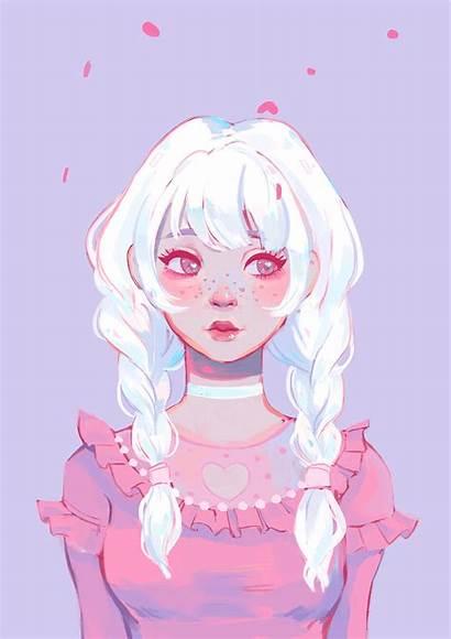 Aesthetic Anime Drawing Aesthetics Pastel Pretty Inspiration