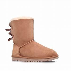 Ugg Boots : ugg bailey bow calf boots in brown lyst ~ Eleganceandgraceweddings.com Haus und Dekorationen