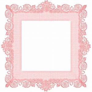 Free Printable Lace Frames. | Is it for PARTIES? Is it ...