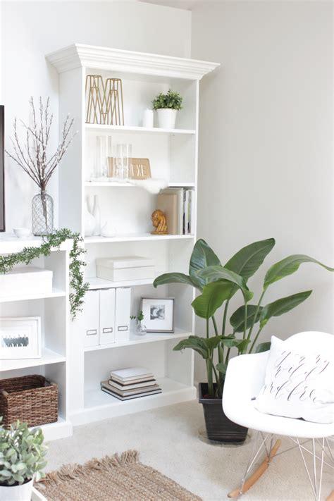 Our Ikea Hack  Diy Builtin Bookcase  Saffron Avenue